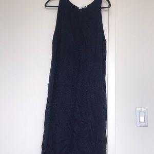Lacausa silk maxi dress